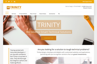 Trinity Applied Internet